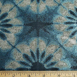Blue Clematis Fabric
