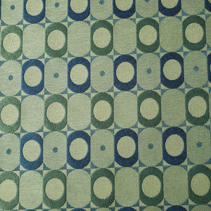 Racetrack Ovals Fabric