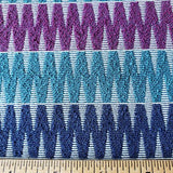 Zig Zag Zig Fabric Foot Long