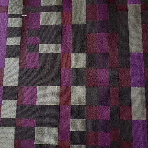 Square Grapes Fabric