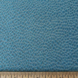 Turquoise Spots Fabric