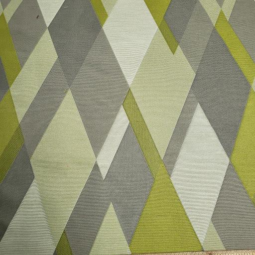 Twin Peaks Green Fabric
