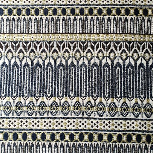 Banded Motif Fabric