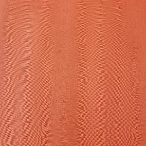 Carrot Komodo Faux Leather