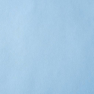 Soft Blue Faux Leather