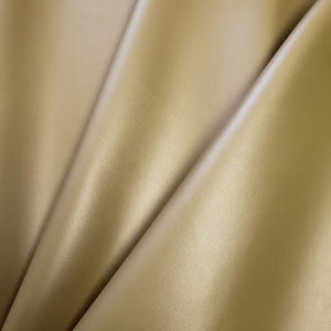 Ginger Gold Faux Leather
