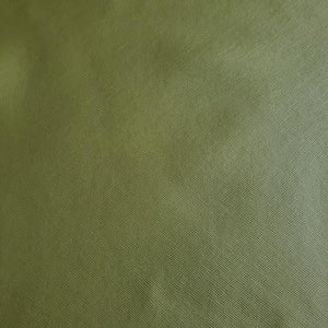 Avocado Saffiano Faux Leather