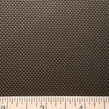 Bronze Metallic Woven Textured Vinyl