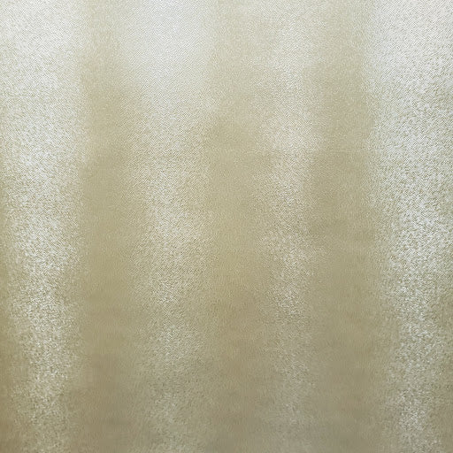 Champagne Metallic Moire Faux Leather