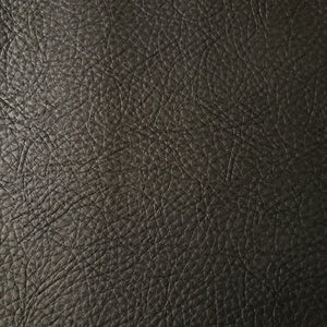 Elephant's Knee Gray Faux Leather