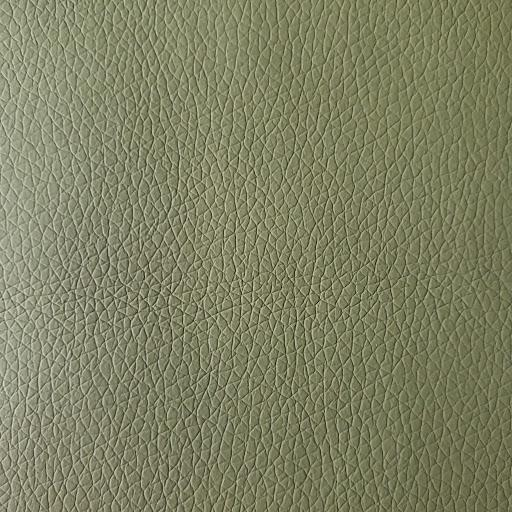 Fatigue Green Faux Leather