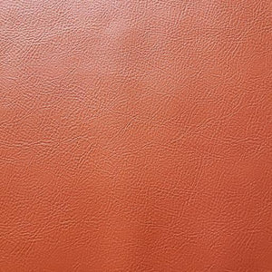 Pumpkin Faux Leather Foot Long
