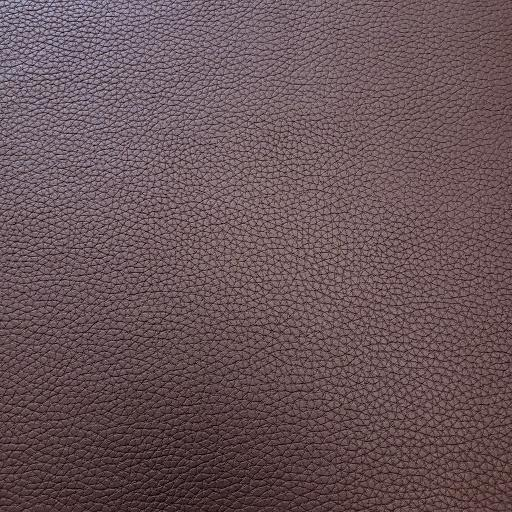 Red Brown Faux Leather
