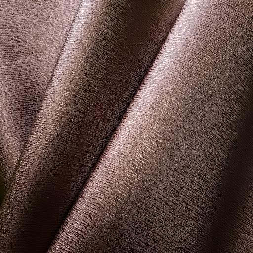 Striated Copper Faux Leather