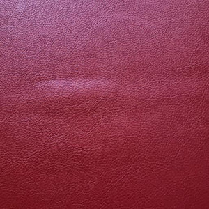 Rouge Faux Leather
