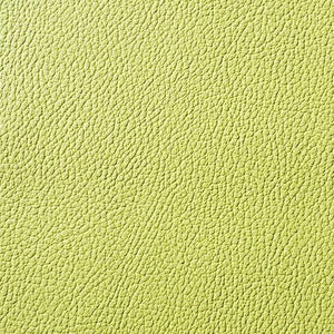 Pucker Lime Faux Leather Foot Long