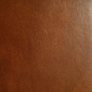 Polished Saddle Faux Leather