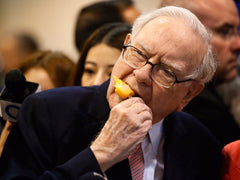 Warren Buffett Eating