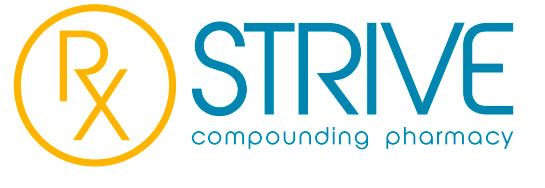 Strive Pharmacy Logo