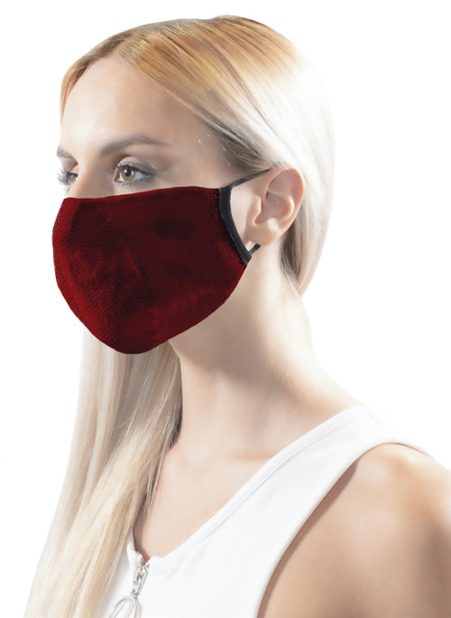 Personalised Reusable Face Mask - 3 Pack (Adults)