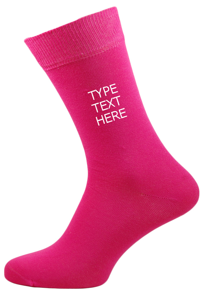 Personalise Me: Hot Pink