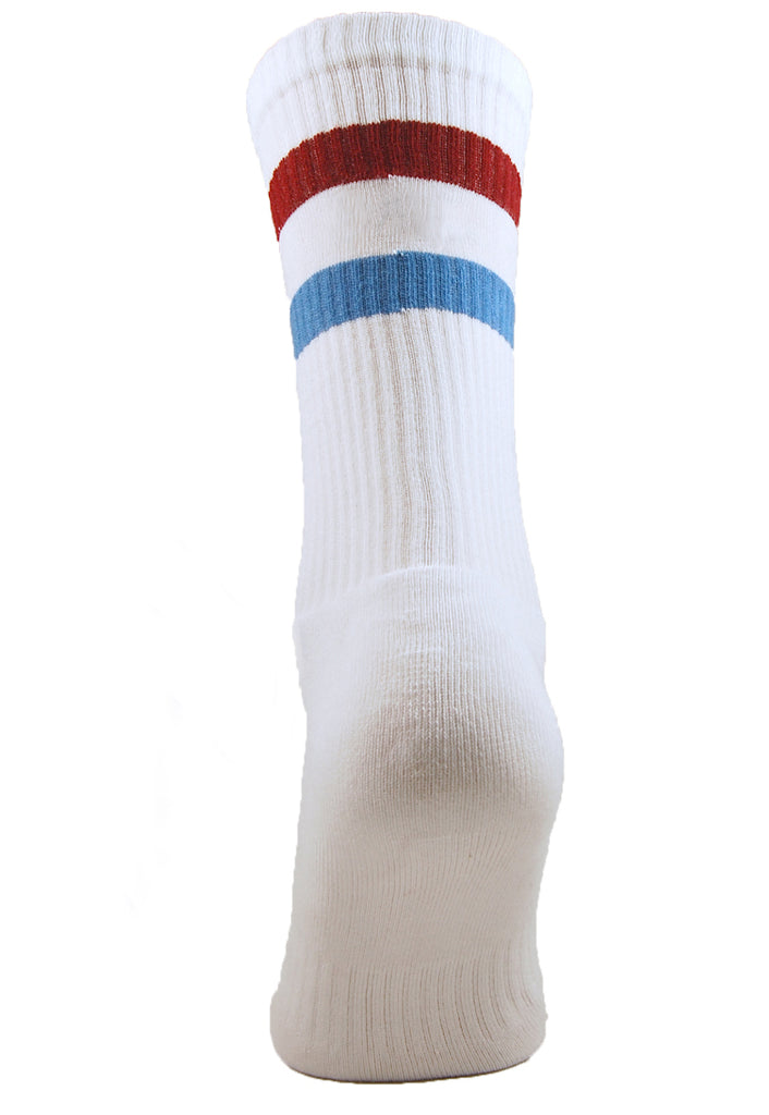 Personalise Me: White / Red / Blue Classic Tube