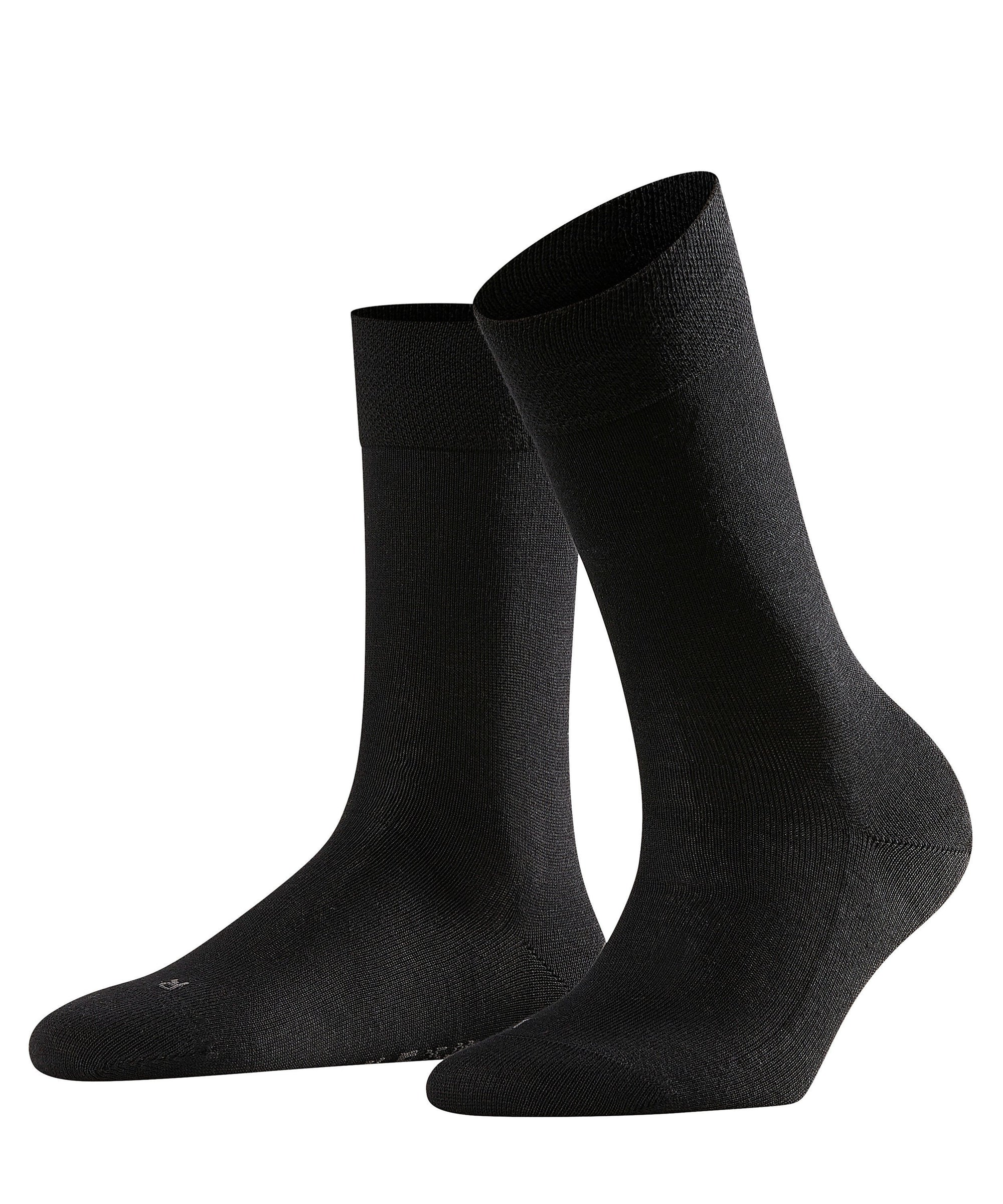 Falke Sensitive London Socks Black