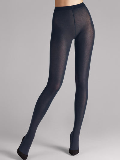 Wolford Coton velvet Admiral