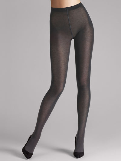 Wolford Merino Tights  Anthracite (mørk grå)