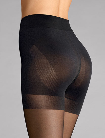 Wolford Pure 30 Complete Support Tight in back