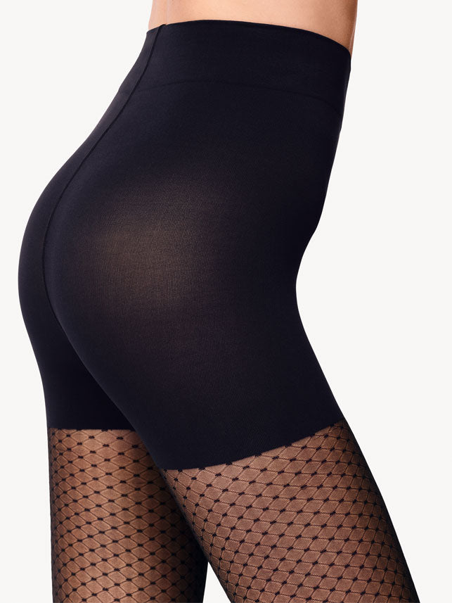 Wolford Dots Control Top Tights