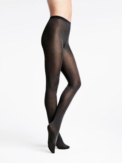 Wolford Spots Tights Black