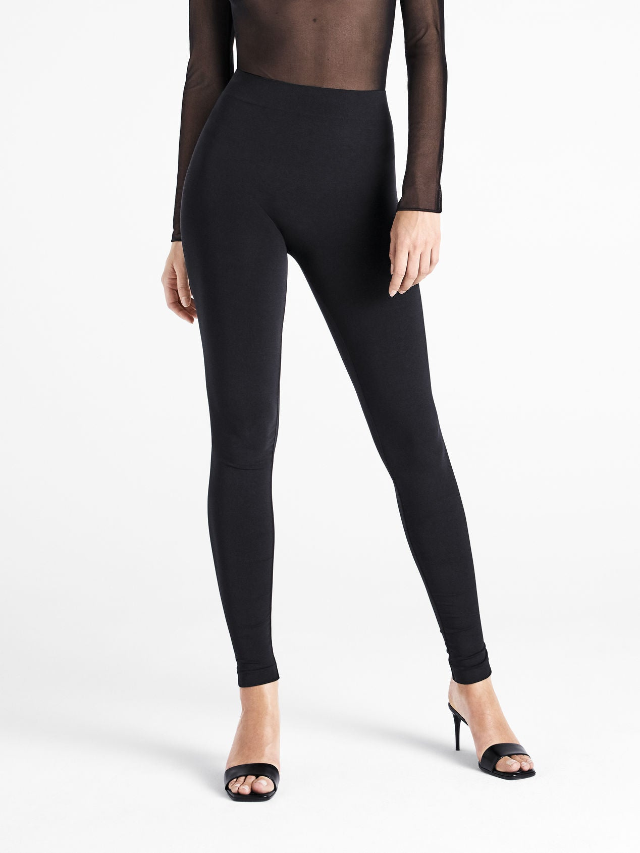 Wolford  Aurora Leggings in black