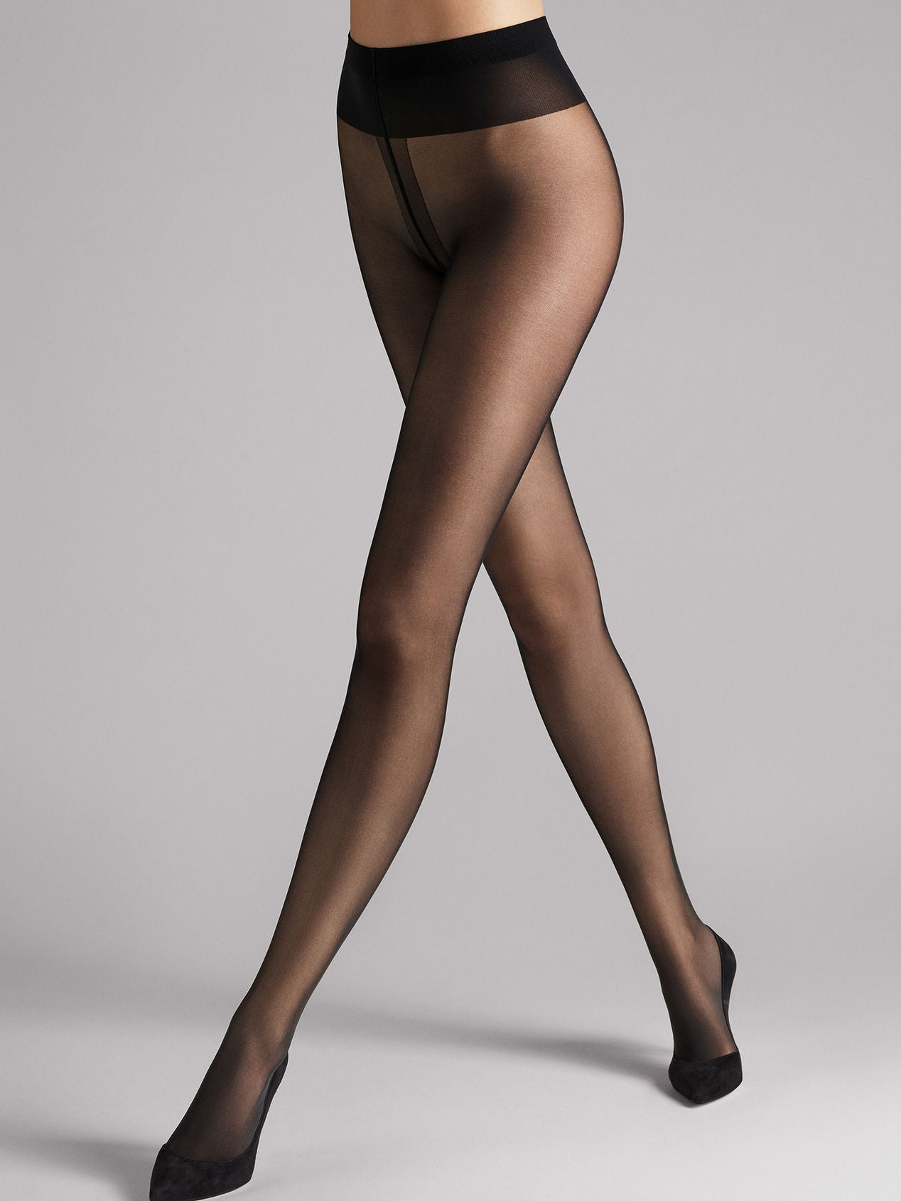 Wolford Individual 20 Tights color  Black