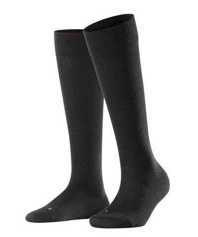 Falke Sensitive Berlin Knee-high Socks Black