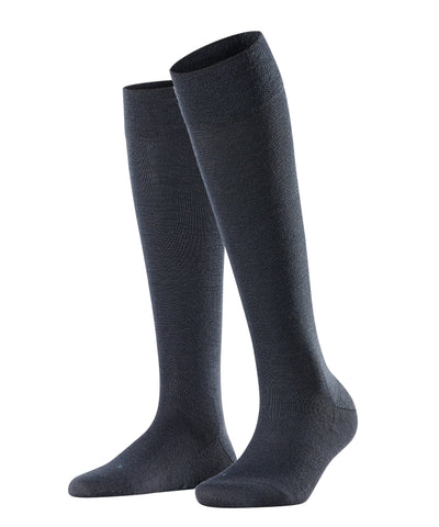 Falke Sensitive Berlin Knee-high Socks Dark Navy