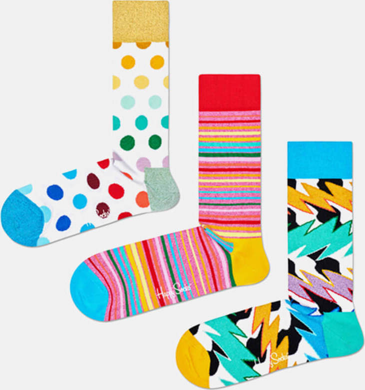 Happy Socks Pride Gift Box 3-pack