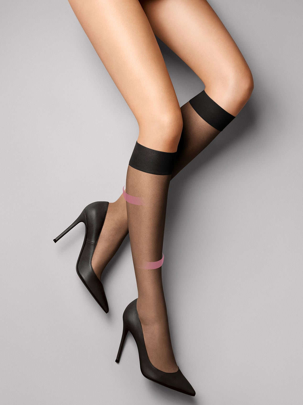 Wolford Energize Individual 20 Strong Support Knee-Highs