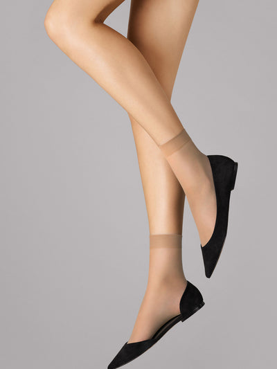 Wolford Individual 10 Socks Fairly Light