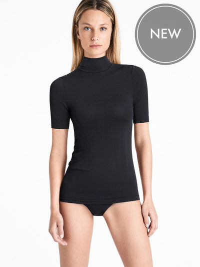Wolford Aurora shirt in black