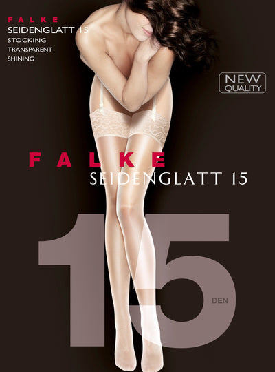 Falke Seidenglatt 15 den Stockings