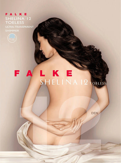 Falke Shelina 12 den Toeless Tights