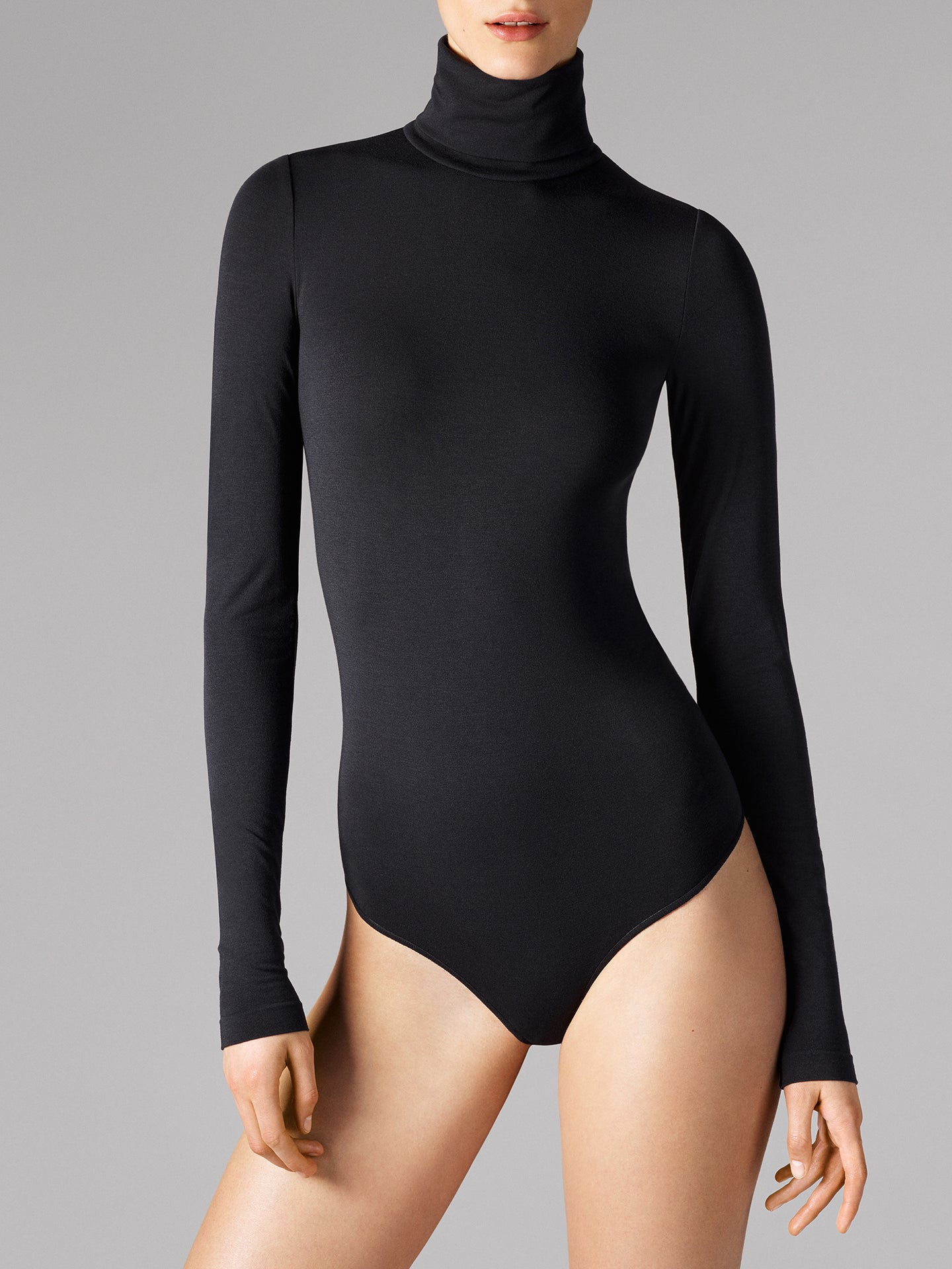 Wolford Colorado String Body + black