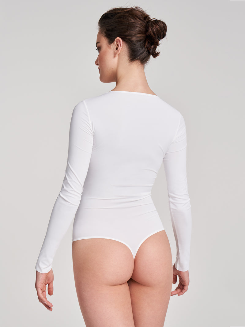 Wolford Vermont String Body Long Sleeve