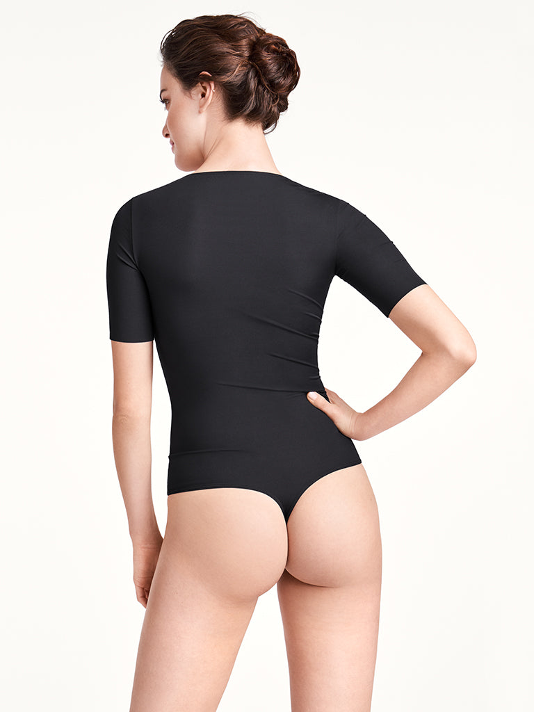 Wolford Vermont String Body Short Sleeve