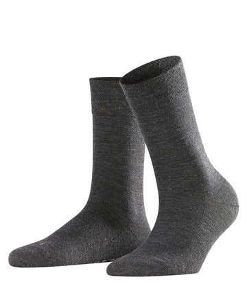 Sensitive Berlin Women Socks- sokke  Mørk grå