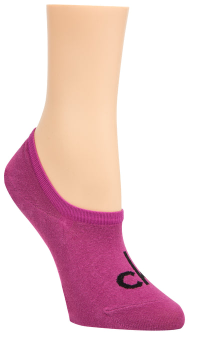 Calvin Klein Woman Cotton Liner Socks