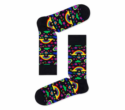 Happy Socks Pride Gift Box 2-pack