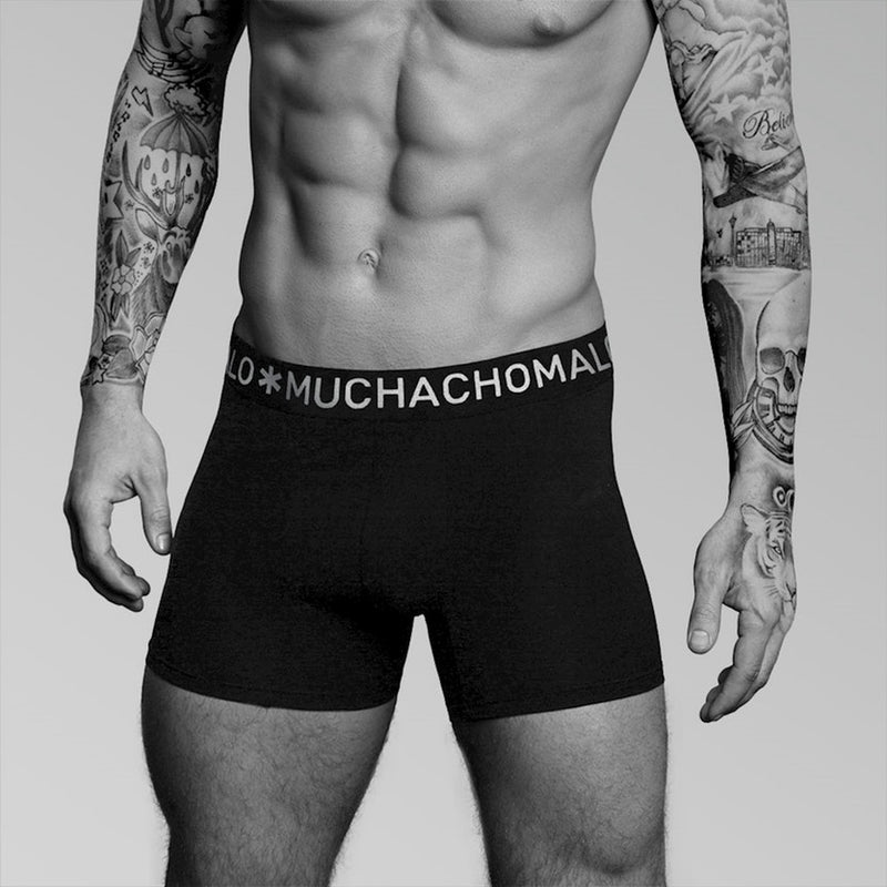 Muchachomalo Light-cotton Boxershorts, 1132 COTTON BOXER 3PK 24