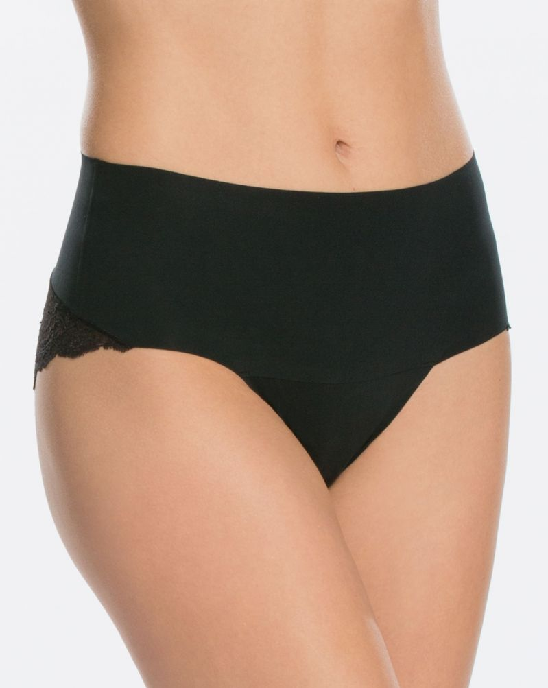 SPANX - Undie-tectable® Lace Cheeky Panty - SP0415